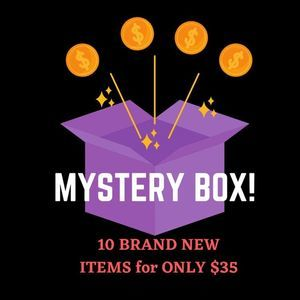 MYSTERY BOX DEAL BEAUTY + FASHION